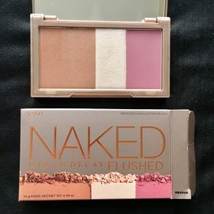 Urban Decay Other - URBAN DECAY FLUSHED BRONZER/HIGHLIGHTER/BLUSH