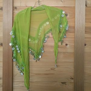 Accessories - Free! With Any Bundle! Belly Dancer Scarf