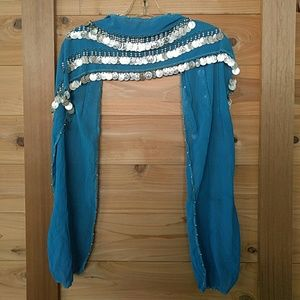 Accessories - Free! Belly Dancer Scarf or Belt