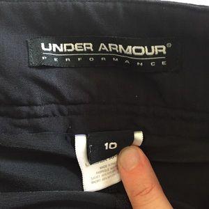 Under Armour Shorts - Under Armour Golf Skirt