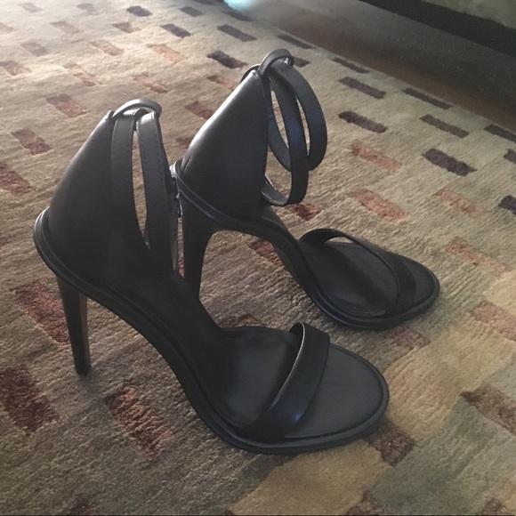 0707f067e97 Tibi Amber Ankle Strap Heels