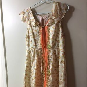 fleur wood Dresses & Skirts - Fleur Wood silk dress size 3