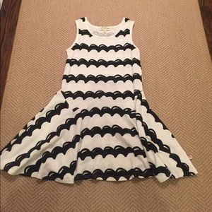 Appaman Other - Appaman Black & White Wave Dress Girls Size 7