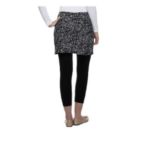 Our Legacy Pants - Yoga pants with skirt attached