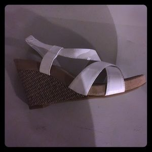 Aerology Shoes - Brand new wedge sandals