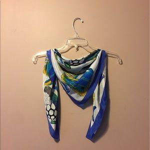 Echo Accessories - Echo silk scarf