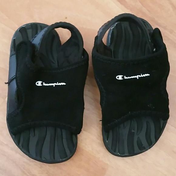 Champion Baby Boy Sandals 4w