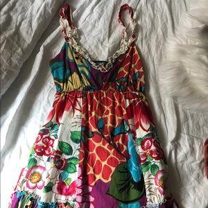 Dress from Barcelona
