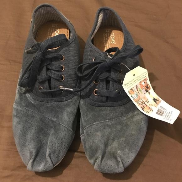 a32eb28b241 Toms Men s Cordones Shoes Size 9