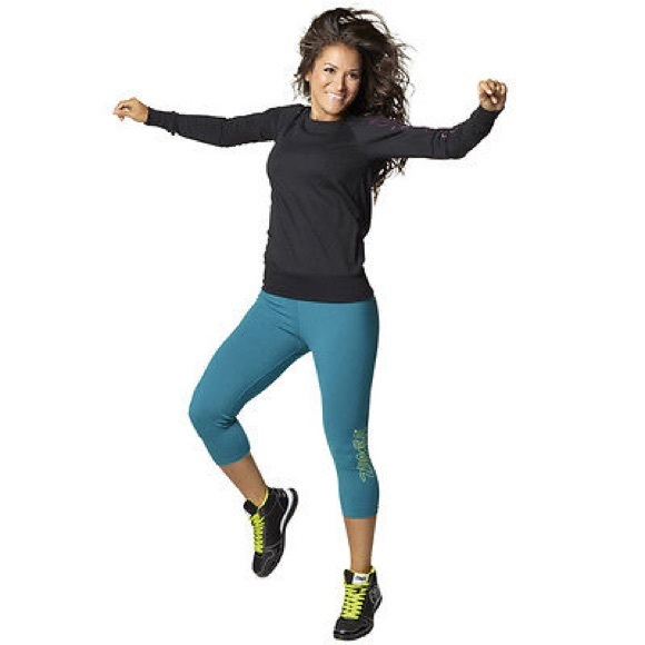 Zumba Fitness Leggings: 71% Off Zumba Fitness Pants