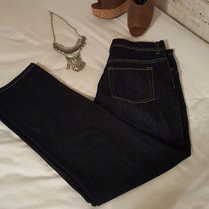 Gloria Vanderbilt - High Waisted Mom Jeans