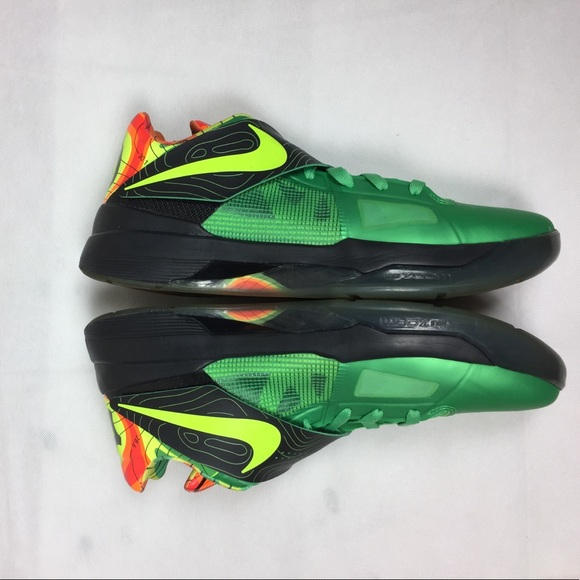 Nike - Nike KD 4 weatherman men's size 11.5 authentic from ...
