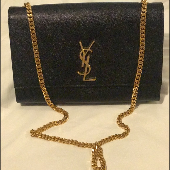 00e040d8af3 Yves Saint Laurent Bags   Monogram Kate Large Chain Shoulder Ysl Bag ...