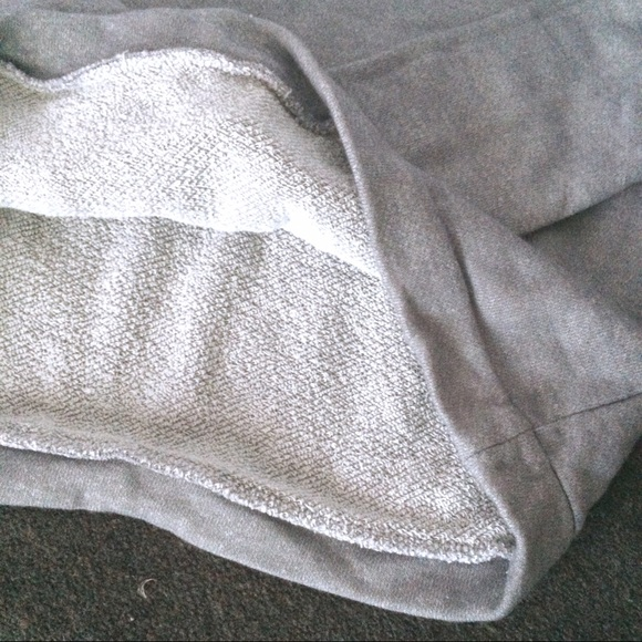 Xhilaration Tops - Cute Lace Shoulder Sweatshirt