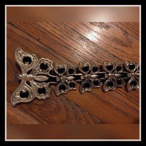 Alberta Ferretti Accessories - Alberta Ferretti Butterfly Belt