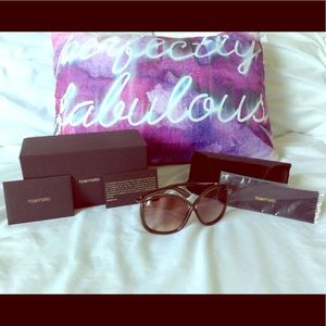 628129c4c6ce Tom Ford Accessories - 💯AUTHENTIC NWOT TOM FORD CHARLIE SUNGLASSES