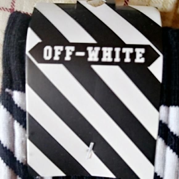 9ff85f13524a OFF WHITE C O VIRGIL ABLOH SOCK (2). M 5966ef8378b31ca03801f30f
