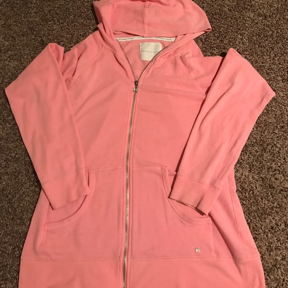 Victoria Secret Pink Hoodies Xl 53