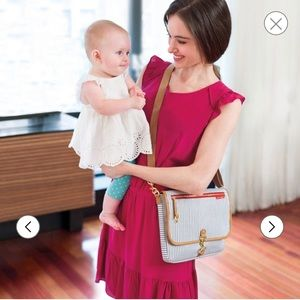 Crossbody Diaper Bag