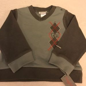 Other - Baby Boy long sleeve shirt