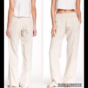 Allen Allen Pants - Linen Lounge Pants