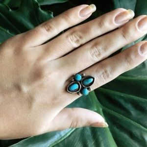 Spell & The Gypsy Collective Jewelry - VINTAGE TURQUOISE// Boho Ring