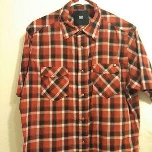 KR3W Other - Krew Button Up T-Shirt
