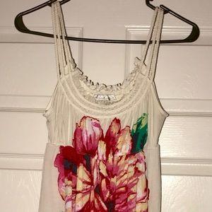 Moa Moa Dresses & Skirts - Moa moa cream dress small flawless