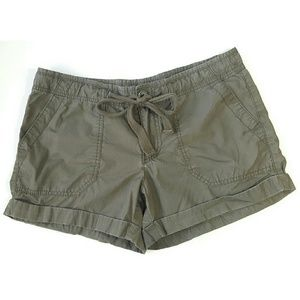 jcpenney Pants - Olive Green Drawstring Shorts size 10