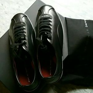Marc by Marc Jacobs Shoes - Marc Jacob leather sneakers