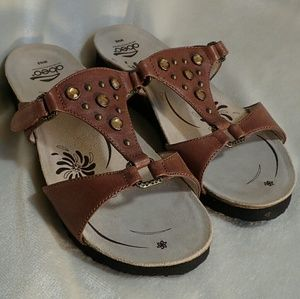 Abeo Shoes - Womens Abeo Sandals 8