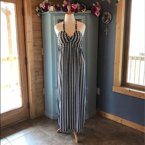 No Boundaries Dresses & Skirts - Halter Style Dress w/Beads. Brand NEW!!!!