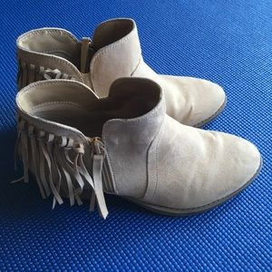 American Eagle by Payless Shoes - Tan Booties