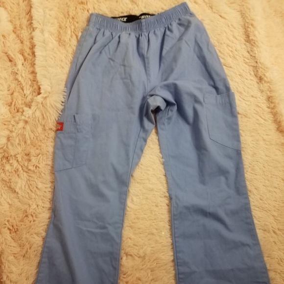 a0fec51bdaec0 Dickies Scrubs Size XS Light Blue Pants