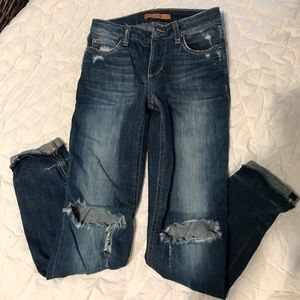 Joe's Collectors Edition Markie Crop Jeans