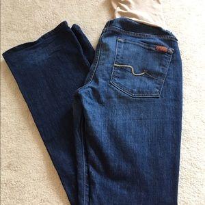 Women's Hope Maternity Jeans on Poshmark