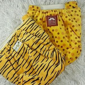 Other - Bundle of 2 cloth diapers yellows. Kids