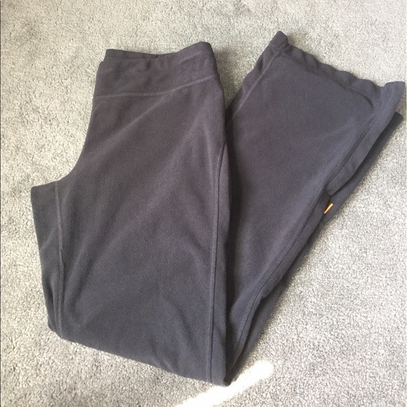 Lucy Fleece Lounge/yoga Pants By Lucy From Jennifer