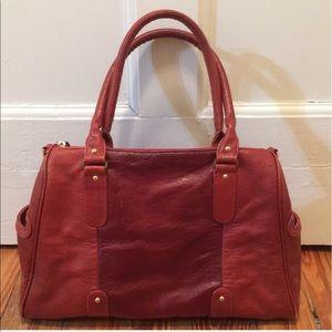 Lauren Merkin Handbags - Authentic Lauren Merkin leather satchel