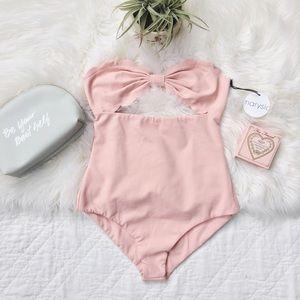 Marysia Swim Other - Marysia 'Antibes Maillot' Rose Pink One-Piece