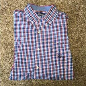 Chaps Other - CHAPS Long Sleeve Button Down Big & Tall