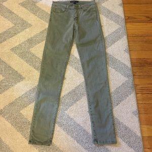 Flying Monkey Denim - Flying Monkey Green Jeans