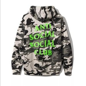 Anti Social Social Club Other - Anti Social Social Club Lucid Hoodie
