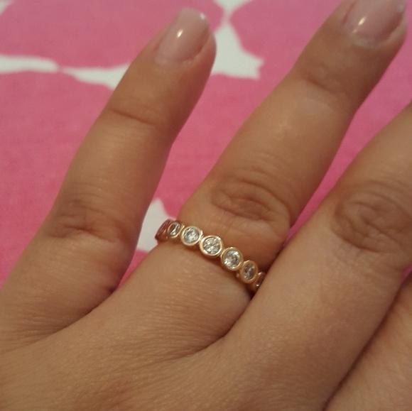 3e4e777a8 Pandora Alluring Brilliant ring in Rose. M_592c42b898182927a6007b43
