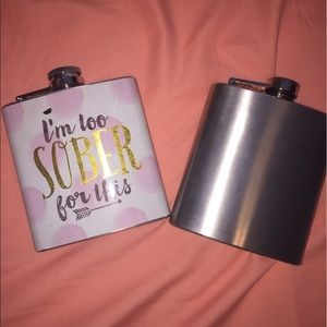 Other - 2 flasks