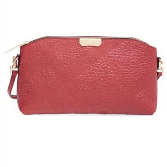 c8896f71546e Burberry Handbags - Burberry Chichester Handbag- Salmon Color