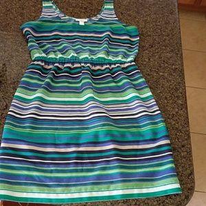Super cute loft dress with multiple colors