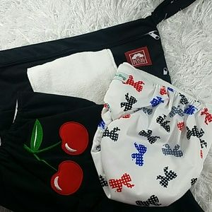 Other - Bundle of 5 items, cloth diapers. Kid
