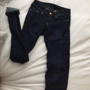 H&M Dark Skinny Jean