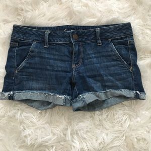 American Eagle Outfitters Pants - American Eagle Jean shorts!
